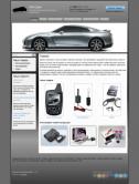 Интернет-магазин автосигнализаций и парктроников